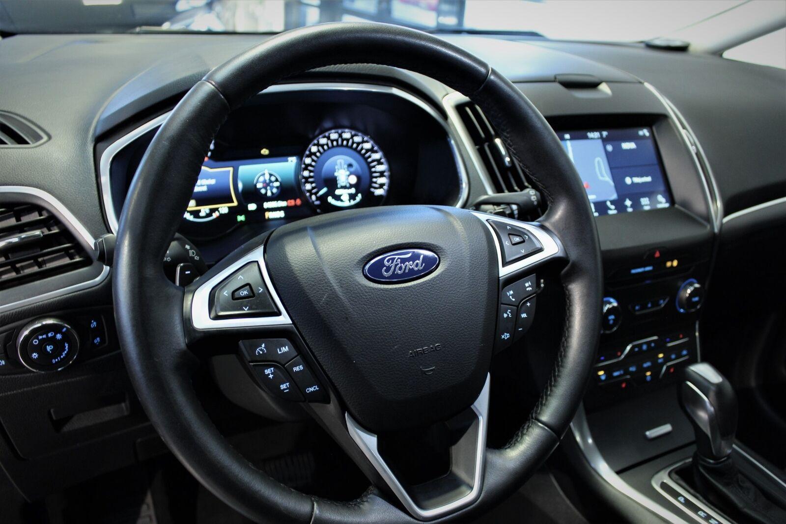 Ford S-MAX 2,0 TDCi 180 Titanium aut. - billede 7