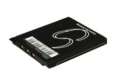 3.7 V Batteria per Casio Exilim ex-s10bk, Exilim ex-z90pk, Exilim Zoom ex-z85bn