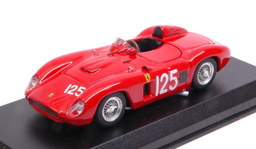 Ferrari 500 Tr  125 Winner Scca Laguna Seca 1957 P. Lovely 1 43 Model ART-MODEL