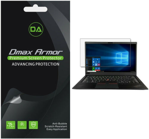 6th Gen 3x Dmax Armor Clear Screen Protector for Lenovo ThinkPad X1 Carbon