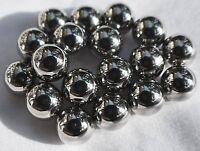 Lot 25/50/100 Strong Magnets 10mm (3/8) Spheres Balls N42 Neodymium