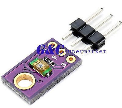 2PCS TEMT6000 Light Sensor Professional TEMT6000 Light Sensor Module M117