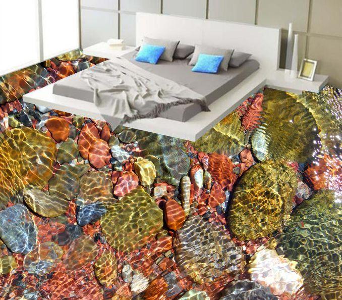 3D Glittering Stones 934 Floor WallPaper Murals Wall Print Decal 5D AJ WALLPAPER