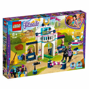 Lot of 2 LEGO Friends Sets 41367 /& 41363 Stephanies Horse Jumping Mias Forest