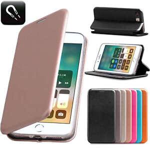 Handy-Tasche-Schutz-Huelle-fuer-Samsung-Galaxy-Flip-Case-Book-Cover-Etui-Wallet