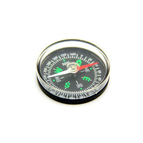 Basic Pocket Compass Pack of 40 40mm dia x 9mm thick Science /& Education