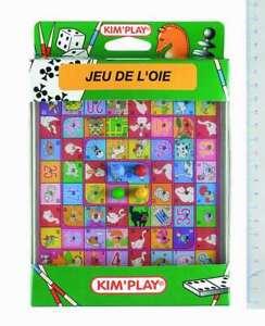 """DE 3 ANS EUF JEU D/'OSSELET METAL  /""""KIM/'PLAY/"""""""