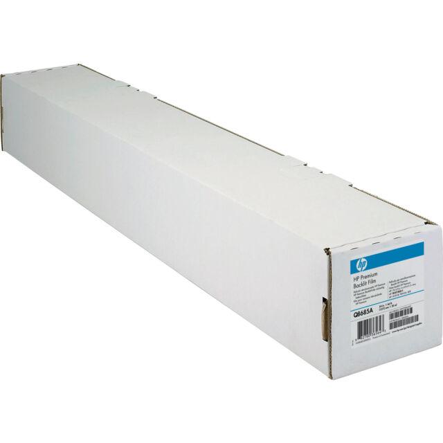 HP Premium Backlit Film 54 in x 65 ft Q8685AE