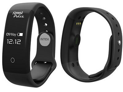 Intex Fitrist Pulzz Fitness Smart Band