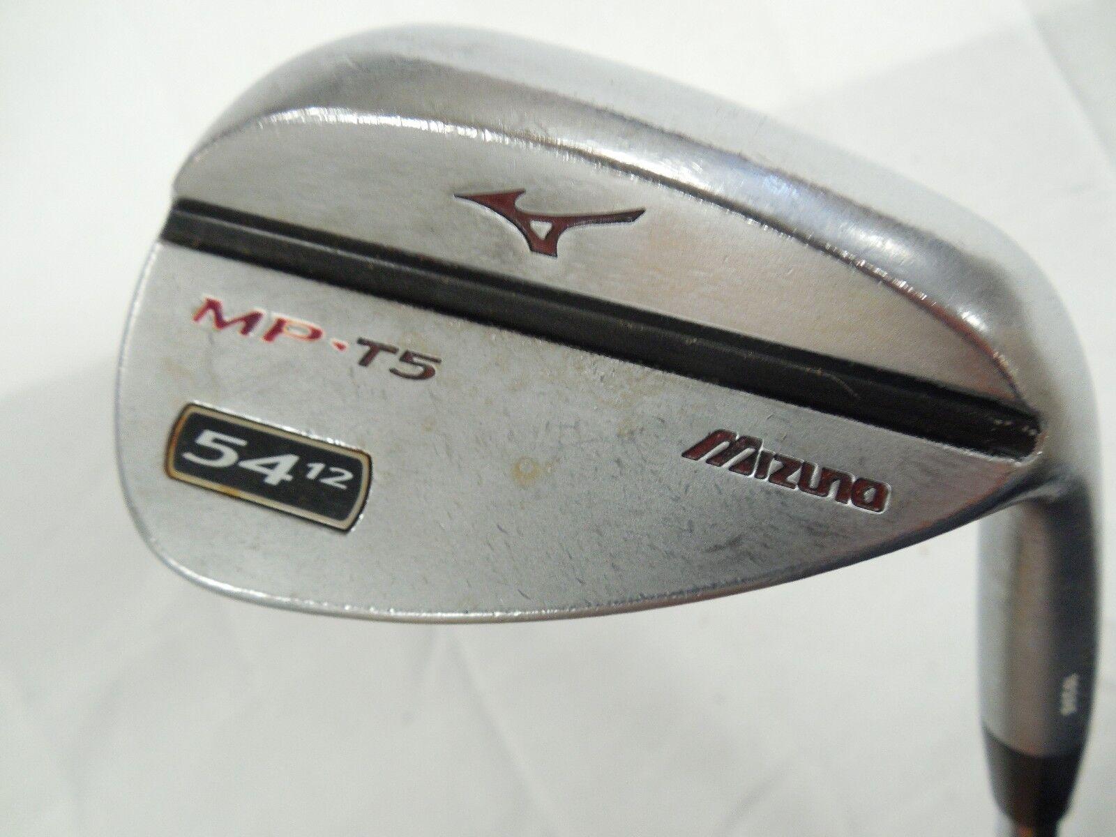 Utiliza la  mano derecha Mizuno MP-T5 Forjado 54.12  cuña de Arena Acero Flexible de cuña de oro dinámico  a la venta