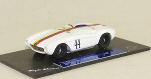 F43m084 Ferrari 500 Mondial N.44, Venezuela Gp.   Caracas 1955 Ramon Lopez