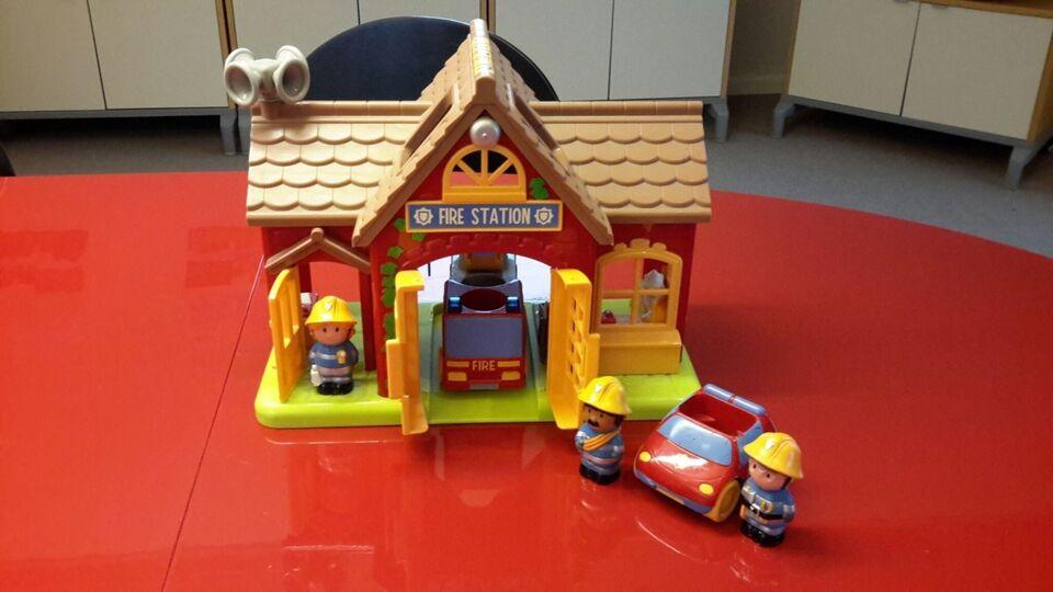 Andet legetøj, Brandstation