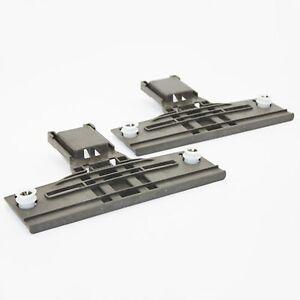 Dishwasher Upper Top Rack Adjuster 2 Pack Kitchenaid