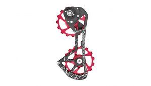 BK FOURIERS Full Ceramic Rear Derailleur Cage w// Pulley For SRAM RED e-Tap