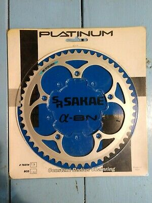 Litepro Chainring 45//47//53//56//58 BCD130 Ultralight CNC Chainring For DAHON