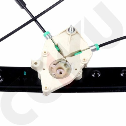 For Audi A6 2004~2008 No Motor FRONT LH Left Hand Electric Window Regulator