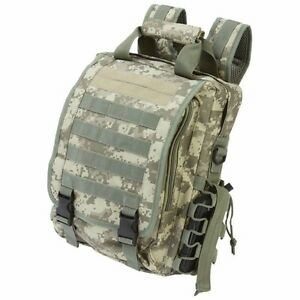 BACKPACK-Heavy-Duty-Digital-Camo-TACTICAL-DAY-PACK-Water-Resistant-Bug-Out-Bag