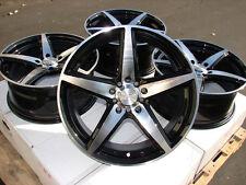 "17"" Effect Wheels Rims 5x108 Jaguar S Type X Type Volvo S60 V70 Ford Thunderbird"