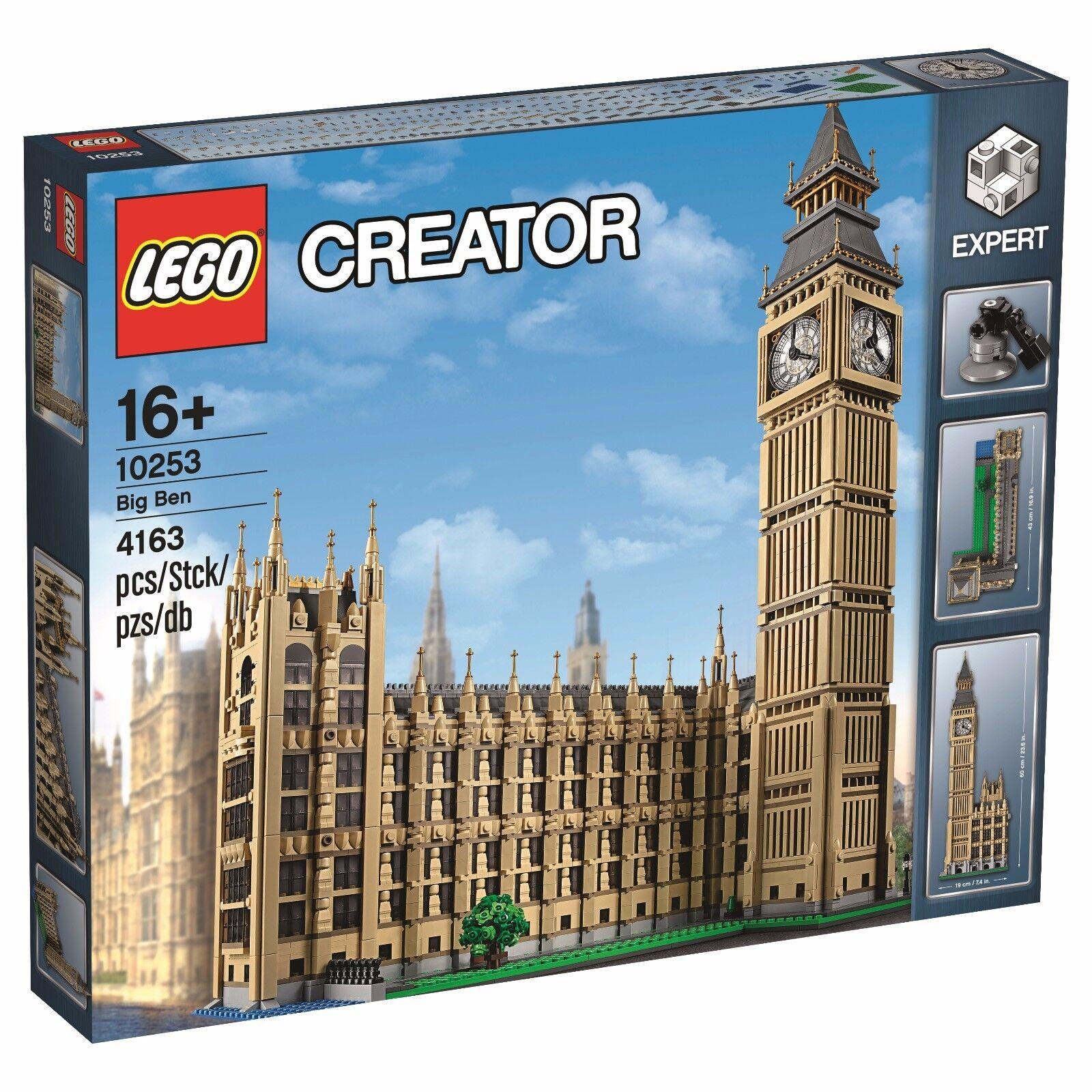 LEGO ® Creator Big Ben Londres 10253  NOUVEAU NOUVEAU NOUVEAU & OVP  s'adapte à 10234. 10234 97e772