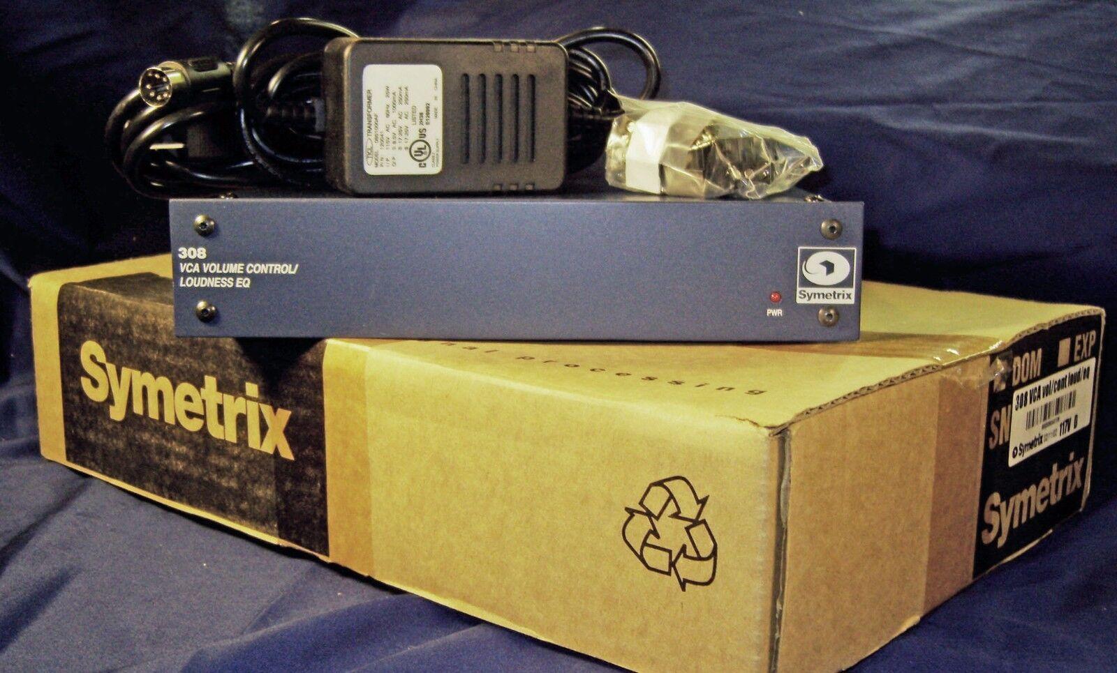 308 VCA Volume Control Loudness EQ