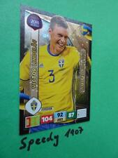 Panini Road To RUSSIA 2018 Fifa World Cup Limited Lindelöf Adrenalyn
