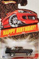 Hot Wheels Happy Birthday Chevy El Camino