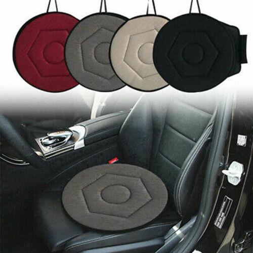 Universal Car Seat Cover Cushion Pad Mat Swivel Cushion 360° Degree Rotating