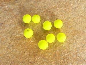 Alta-calidad-rochacell-balas-espaldarazo-balas-amarillo-fluor-6mm-amp-8mm-2-Pack-por-cada-8-unid