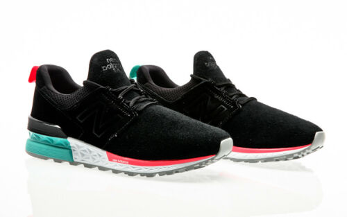 633871 574 Balance Sneaker Black Ms574 60 Doa 8 Uomo New wPiOTXZuk