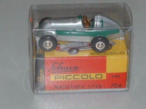 Schuco-Piccolo Metall Mercedes Stromlinie Langenburg 1936  Neu OVP 77430