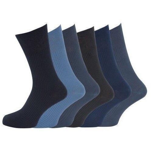 Para hombre Big Foot Calcetines Talla 11 12 13 14 Xl 100/% algodón acanalado