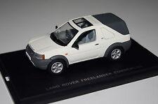 Land Rover Freelander Commercial 1998 weiß 1:43 UH neu & OVP 1507