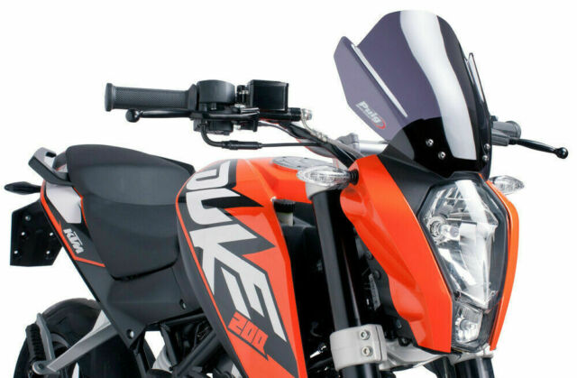 Puig - Saut-vent Naked New Generation Sport 7040 - BMW S1000R 2014-2019 - Tech2Roo