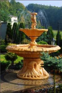 Fontana-Decorata-a-Getto-Figura-Decorazione-Giardino-Fontaine-Stagno-Shella