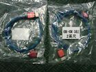 LOT OF 2 HDMI Cable 2 ft High Quality - Free Shipping!
