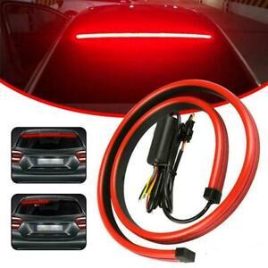 Car-Led-Rear-3rd-Stop-Brake-Strip-Driving-Warning-Light-Signal-Turn-Lamp-DC-O0Z8
