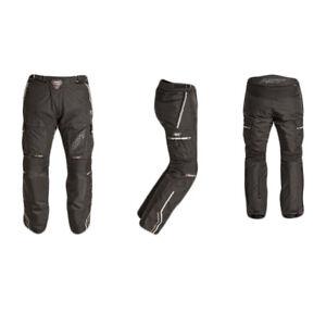 RST 1812 Waterproof Black Motorcycle//Golf//Walking//Scooter Rain Over Trousers