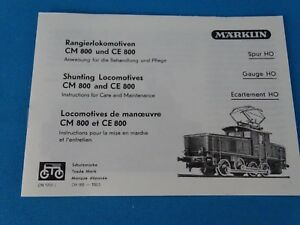Marklin-CM-800-CE-800-Shunting-Locomotives-Replica-booklet-1253
