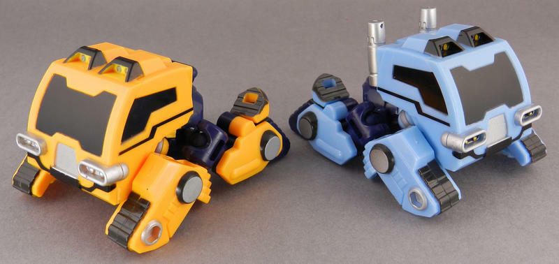 [giocattoli Hero] In He MECH iDEAS TTT-01 Bluster Trench Trench Trench pipes huffer & Mario Luigi 995ad6