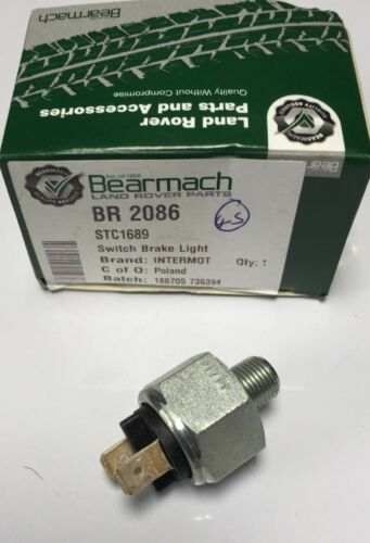 BR2086 LAND ROVER SERIES  2 2A BRAKE LIGHT SWITCH GOES IN BRAKE LINE STC1689