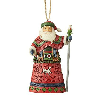 Heartwood Creek Victorian Santa Hanging Figurine By Jim Shore New 4047682 Home Garden Holiday Seasonal Décor