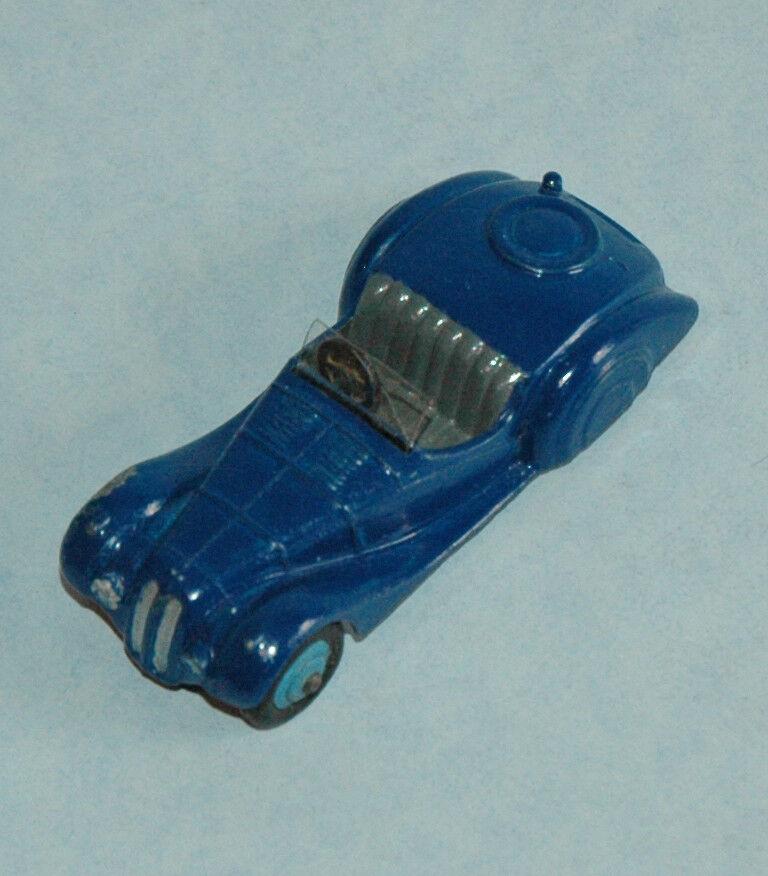 DINKY Meccano UK original 1947 scarce FRAZER-NASH BMW SPORTS SPORTS SPORTS a purple bluee 15926f