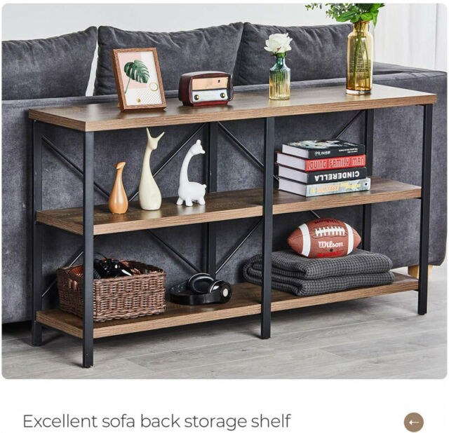 3 Tier Occasional Console Sofa Table