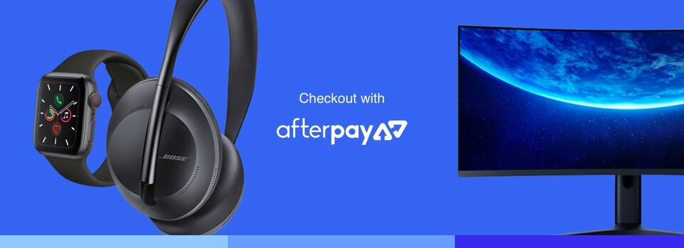 Use code PIN4TECH - Save 15% on tech with Afterpay*
