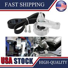 K Series Swap Adjustable Ep3 Idler Pulley Belt Kit For Honda Civic Integra K20