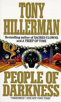 People of Darkness (Jim Chee Novels) by Hillerman, Tony