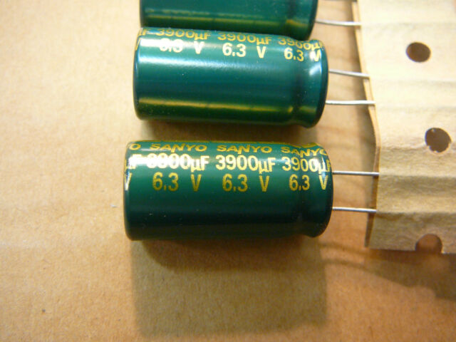 QTY 22uf 6.3V 85/' 6x11mm RADIAL ELECTROLYTIC CAPACITORS 6.3LLG220 ACE 200