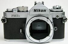 Nikon FM3A  camera   Silver 9+/10