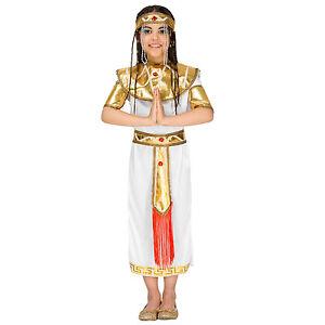 Madchenkostum Orientalische Prinzessin Orientalisch Antike Gottin