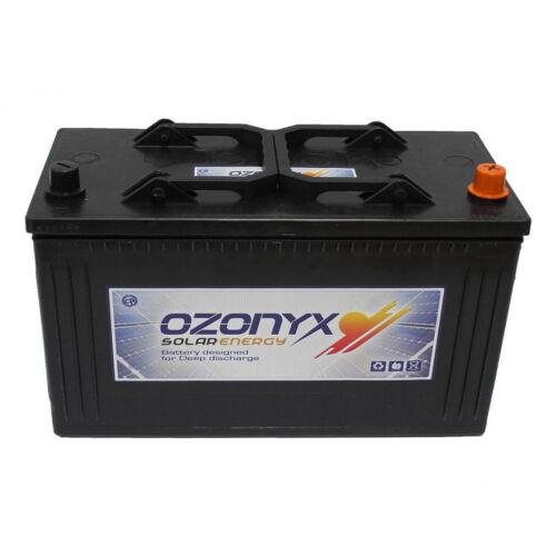 Baterías solares Monoblock Acido Plomo 85AH 125AH 250AH Fotovoltaica Battery